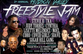 2nd Annual Hudson Valley Freestyle jam