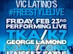 Stereo Garden / Vic Latino's FreestyleLive / Patchogue NY