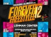 Lehman Center of Performing Arts / Forever Freestyle 12 / Bronx NY